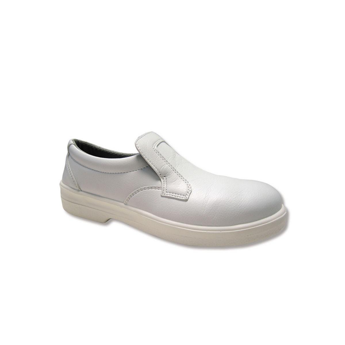 37bbbf6fa SAPATO BRANCO BIQUEIRA DE AÇO - Vestuário / Calçado - Produtos
