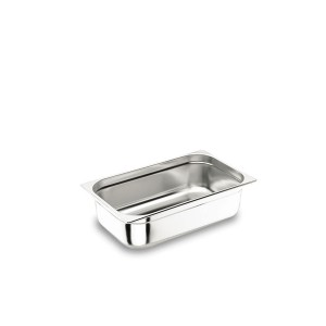 CONTAINER INOX GN 1/1