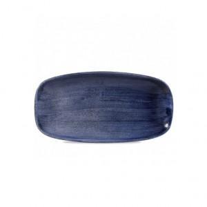 STONECAST PATINA COBALT BLUE TRAVESSA 29.8X15.3CM