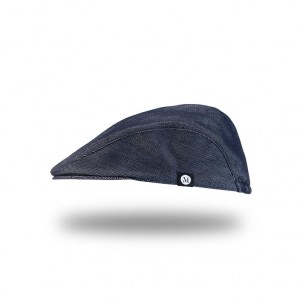 BOINA PORTUGAL DENIM AZUL TAM UNICO