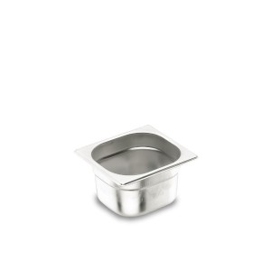 CONTAINER INOX GN 1/6