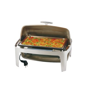 ELITE CHAFING DISH ELETRICO C/ROLLTOP GN1/1  67x47CM