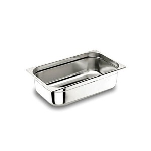 CONTAINER INOX GN 1/1 40MM