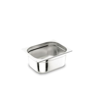 CONTAINER INOX GN 1/2