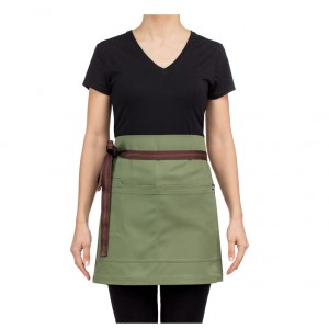 AVENTAL ROYAL CURTO VERDE CAQUI