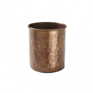 COPO COBRE MARTELADO ANTIQUE 35CL