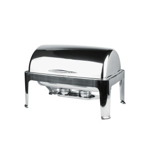 ELITE CHAFING DISH C/ ROLL TOP GN1/1 67x47CM