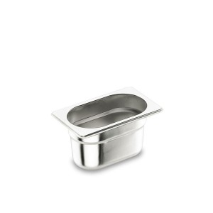 CONTAINER INOX GN 1/9