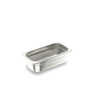 CONTAINER INOX GN 1/4