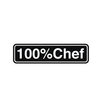 100% CHEF